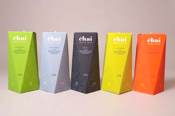 18 Examples of Tea Packaging Design To Inspire You - AterietAteriet   Food Culture