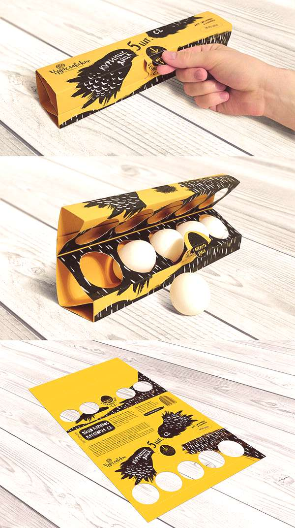 20 Fresh Cool amp Creative Food Packaging Design Assemblage For Inspiration