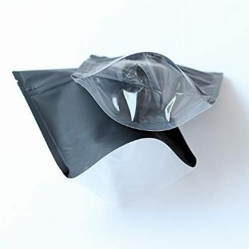 100 Mylar Smell Proof Resealable Bags - Odorless Cannabis