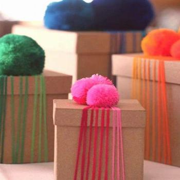 9 exquisite wrapping ideas -