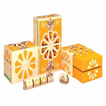 Chu's Orange on Packaging of the World - Creative Package Design Gallery