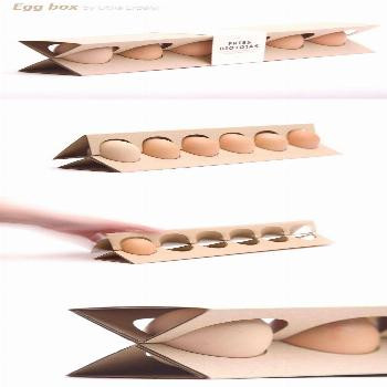 Egg Box - No, it isn't software exactly. But it is a great example of a design that works well at r