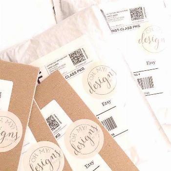 Etsy Shipping Labels
