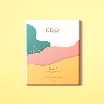 KKo Chocolate on Packaging of the World - Creative Package Design Gallery