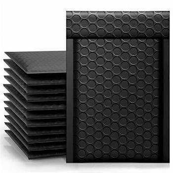 Metronic 25Pcs Poly Bubble Mailers, 6X10 Inch Padded