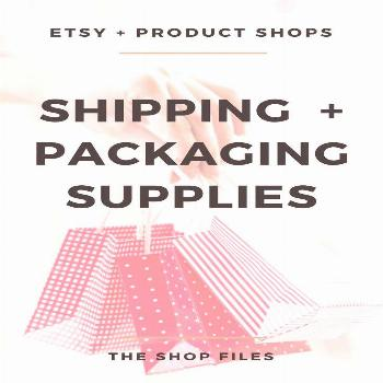 Packaging Ideas for Etsy sellers and shipping supplies | How to ship Etsy  Your Small Business Tool