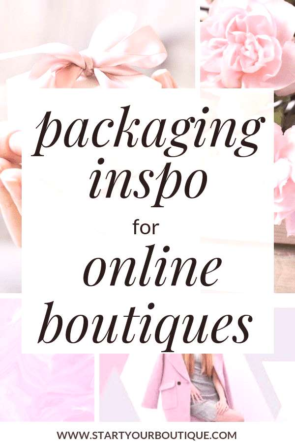 Already have an online boutique or want to start an online boutique? Click through for some packagi