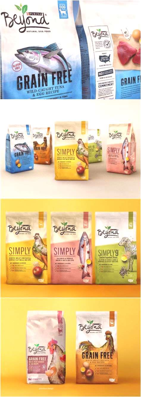 CBA Re-Design Purina 'Beyond' to Secure its Place as the Leader in Natural Pet Food Design Agen