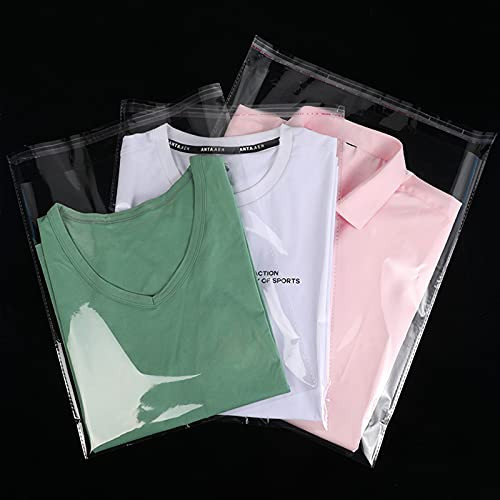 Clear Resealable Cellophane Plastic Bags for Packaging