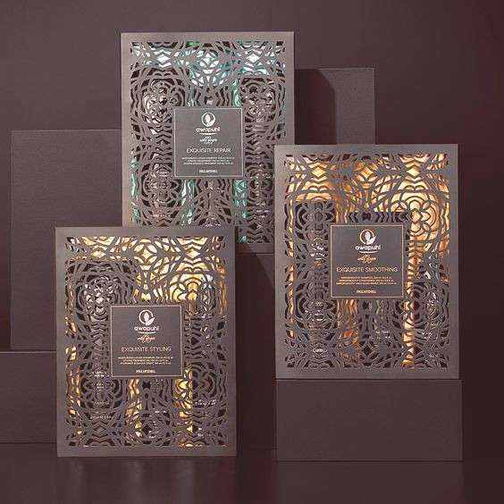 CUSTOMIZED PLASTIC AND PAPER DIE-CUT WINDOW PACKAGING