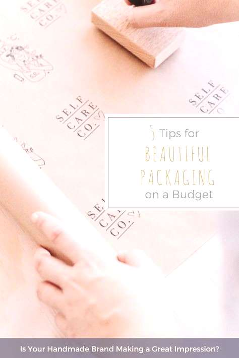 For an online seller, packaging is the first physical impression of your brand to your customer, an