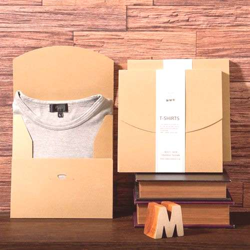 packaging for t shirts /en