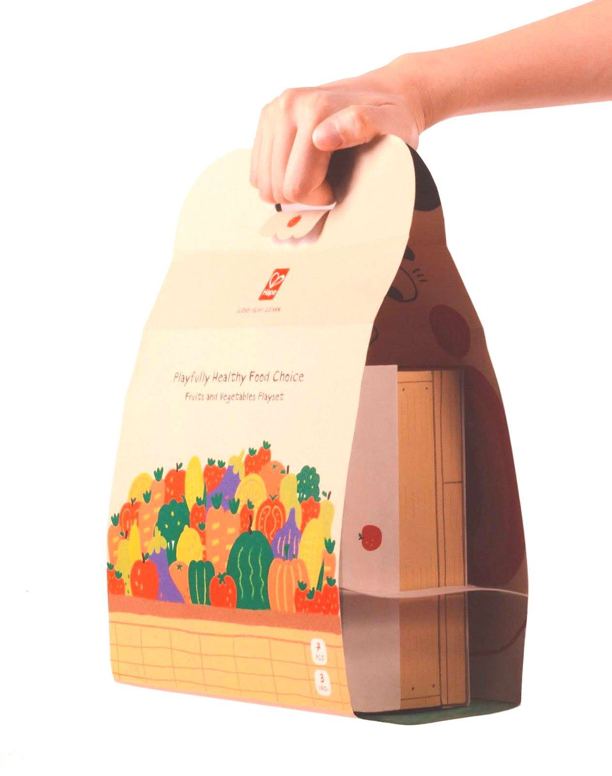 Playfully Healthy Food Choice on Packaging of the World - Creative Package Design Gallery