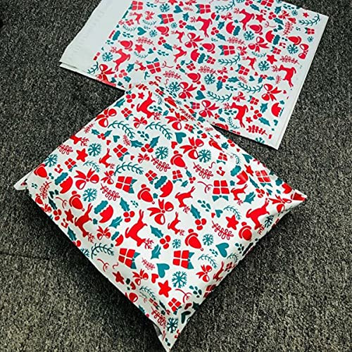 Poly Mailers 10x13 Christmas Design Plastic packaging