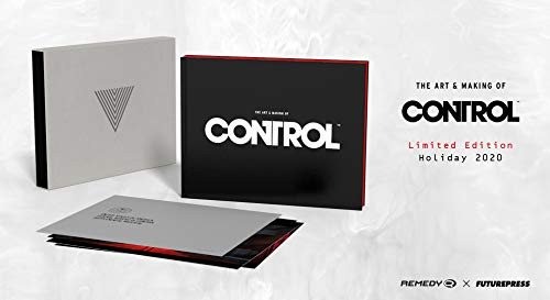 The Art and Making of Control Limited Edition