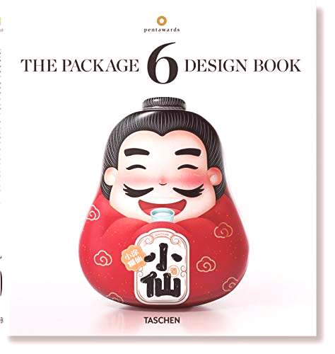 The Package Design Book 6 (VARIA) (English, French and