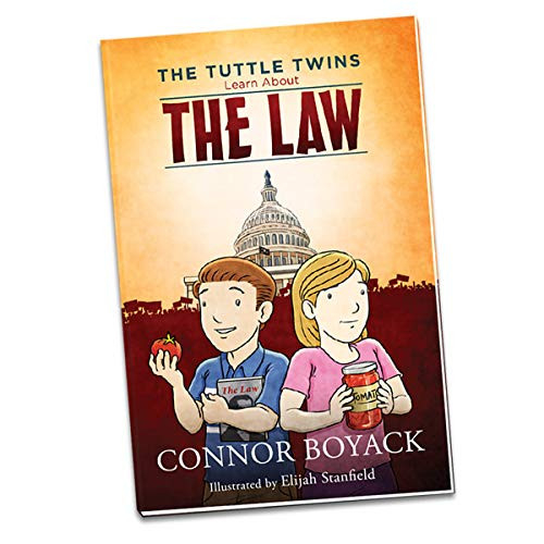 The Tuttle Twins Set of 11 by Connor Boyack The Law, The